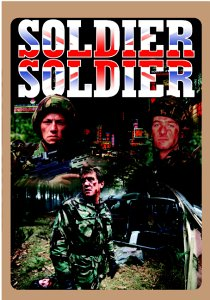 Soldier Soldier - The Complete Series 2 [DVD]