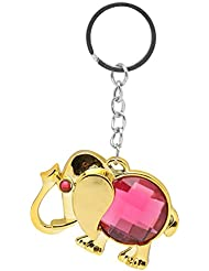 Mumbai Mad ABC_11 Multi-Color Key Chain