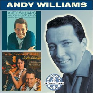 Andy Williams - To You Sweetheart, Aloha - Zortam Music