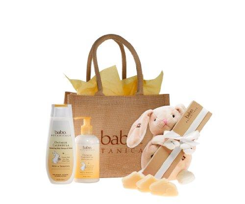 babo BOTANICALS Oatmilk Calendula Newborn Giftset - 1
