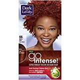 Dark & Lovely Go Intense Permanent Non-Drip Haircolor - Spicy Red -