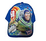 Baseball Cap - Toys Story - Buzz Lightyear Space Ranger Blue (Toddler One Size)
