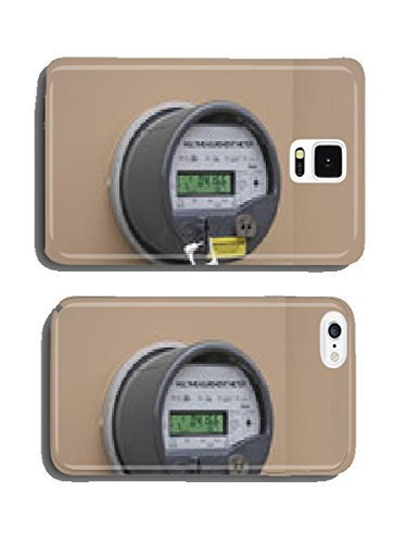 Electricity meter cell phone cover case iPhone5