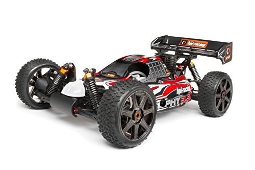 Hpi - Automodello Trophy 3.5 Racing Buggy 4Wd 1:8 2,4 Ghz Rtr