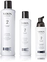 Nioxin System 2 Hair System Kit (Noticeable Thinning)