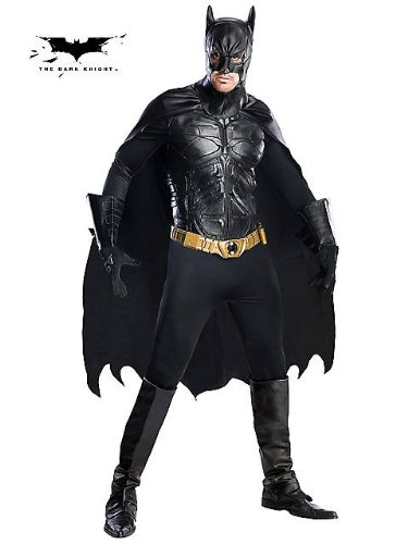 Collectors Edition Batman Costume for Adults L