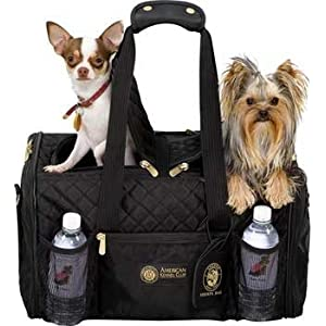 AKC Double-sided Dog Carrier
