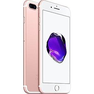 SIMフリー Apple iPhone7 Plus 256GB 香港版 5.5インチ LTE A1661 GSM (Rose Gold/ローズゴールド) [並行輸入品]