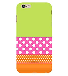 Multi Pattern Design 3D Hard Polycarbonate Designer Back Case Cover for Apple iPhone 6 Plus