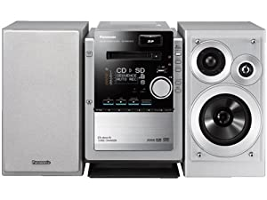 Panasonic D-dock DVD/MD/SDステレオシステム SC-PM930DVDS