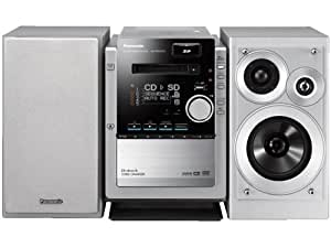Panasonic DVD/SDステレオシステム D-dock シルバー SC-PM930DVD-S
