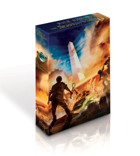 Kane Chronicles, The  Book Three: Serpent's Shadow, The (Special Limited Edition)