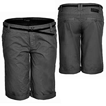 damen bermudas shorts bermuda khaki. Black Bedroom Furniture Sets. Home Design Ideas