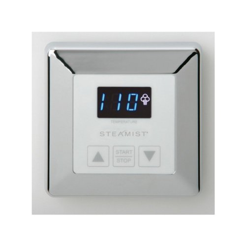 Steamist Smc-150-Bn Time/Temperature Control, Brushed Nickel front-94693