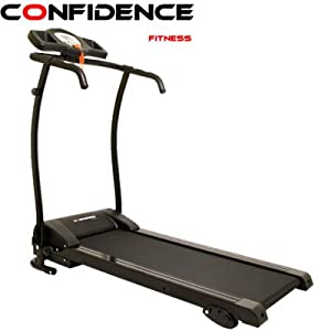 Buy Confidence GTR Power Pro Motorized Electric Treadmill with adjustable incline by Confidence