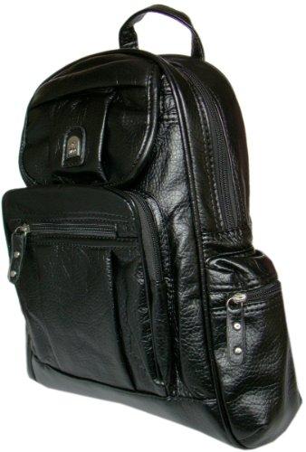Trend Rucksack / Praktisch und Modern in Schwarz
