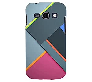Perfect print back cover for Samsung Galaxy Ace3