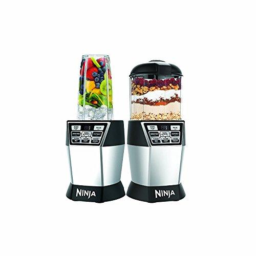 Nutri Ninja Nutri Bowl DUO with Auto-iQ Boost (NN102) (High Speed Blender Ninja compare prices)