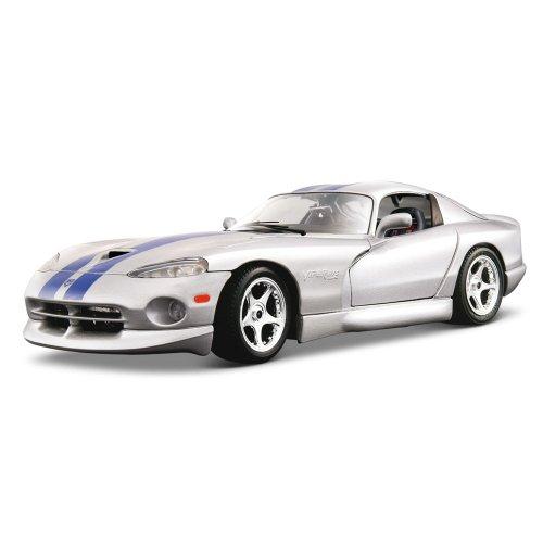 bburago-12041s-dodge-viper-gts-coupe-118-colore-argento