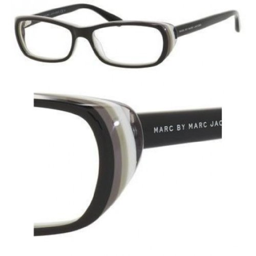 Marc By Marc Jacobs Marc by Marc Jacobs MMJ573 Eyeglasses-0C90 Gray Taupe Black-52mm