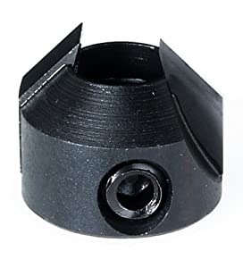 Freud 7014L 18-Millimeter Outside Diameter by 8-Millimeter Inside Diameter Left Turn Carbide Tipped Counter Sink for Spindle Boring Machine Bit