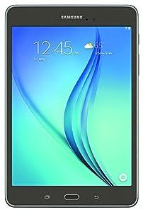Samsung Galaxy Tab A 16GB 8-Inch Tablet - Smoky Titanium (Certified Refurbished)