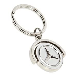 301 moved permanently for Mercedes benz key chain