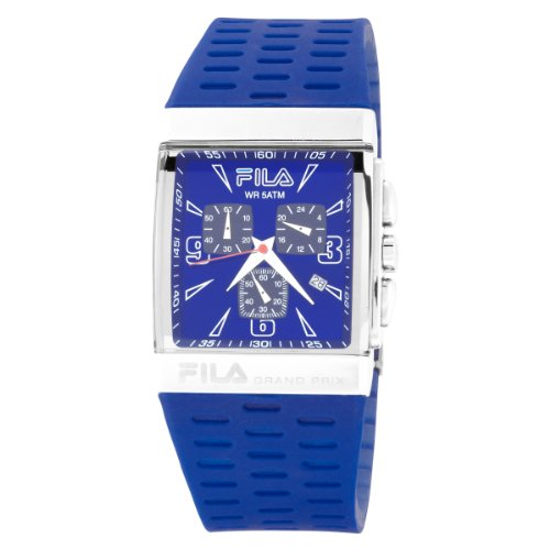 Fila Men's 315-03 3 Hands Chrono Grand Prix Watch