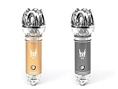 Viking Nature Car Air Purifier / Car Ionizer / Mini Auto Car Gadget Pure Air Odor Cleaner & Smoke Remover