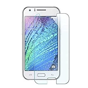 BELITA Curve 2.5D TEMPERED GLASS FOR SAMSUNG GALAXY J1 + HANDSFREE + OTG CABLE FREE