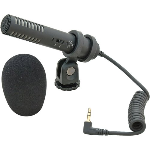 Audio-Technica PRO24CM Stereo Microphone with Camera Mount