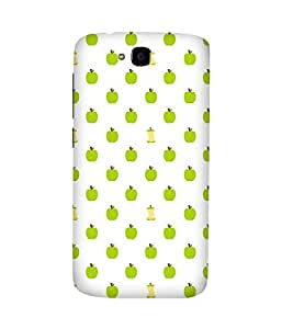 Green Apple Back Cover Case for Huawei Honor Holly