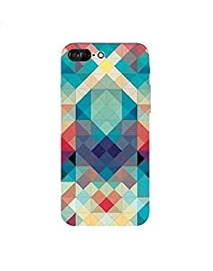 Iphone 7 plus nkt03 (117) Mobile Case by Mott2 - Patterns & Ethnic