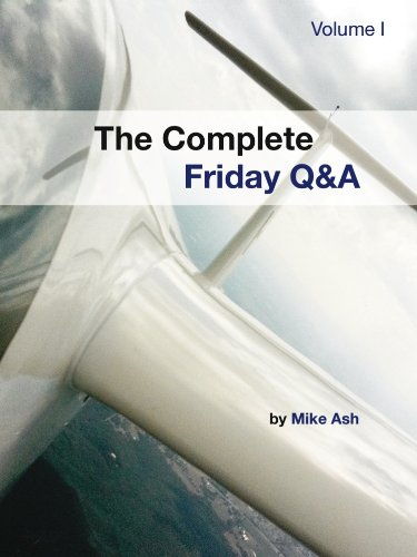 The Complete Friday Q&A: Volume I, by Mike Ash
