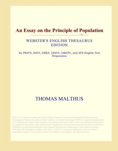 Essay on principle of population