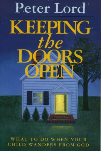 Keeping the Doors Open Peter Lord