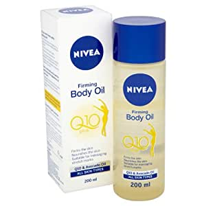Nivea Body Firming Oil 200ml
