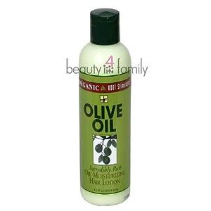 Organic Root Stimulator Olive Oil Moisturizing Hair Lotion