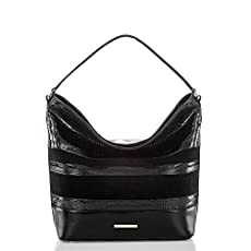 Harrison Hobo Bag<br>Black Maddox