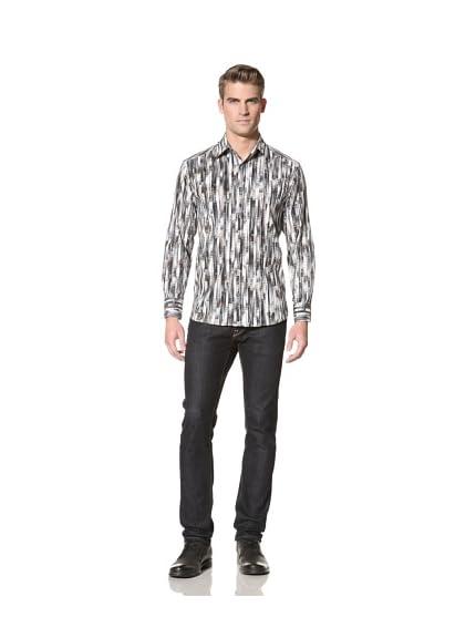 Jhane Barnes Men's Pintuck Shirt