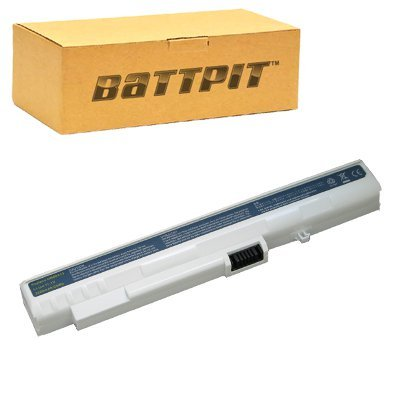 BattPit Laptop / Notebook Ersatzakku für Acer Aspire One A110L blau (2200mah / 24wh)