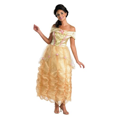 Costumes For All Occasions DG50501E Belle Adult Deluxe 12-14