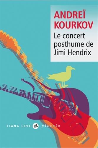 Le concert posthume de Jimi Hendrix