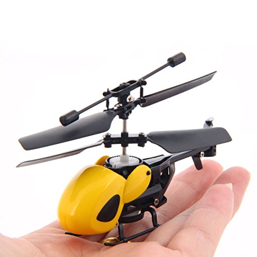 QS QS5010 3.5CH Super Mini Infrared RC Helicopter With Gyro Mode 2 (How Do I Make Ch compare prices)