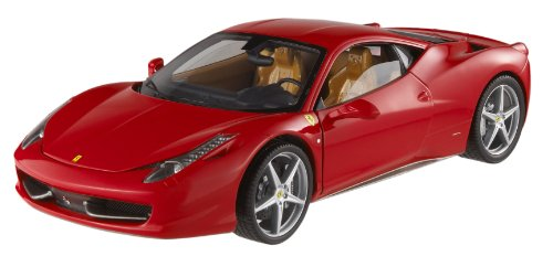Hot Wheels Collector Foundation Ferrari 458 Italia - Red (Ferrari 458 Italia Model compare prices)