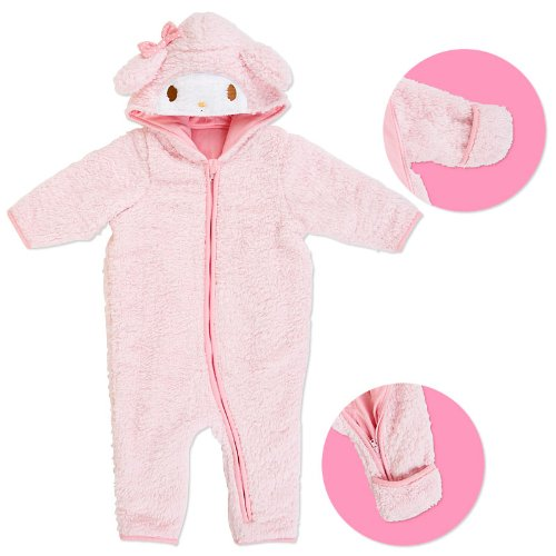 My Melody plush coverall