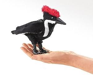 Mini Woodpecker by Folkmanis