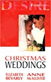 Christmas Weddings (Silhouette Desire) (0373047347) by Bevarly, Elizabeth