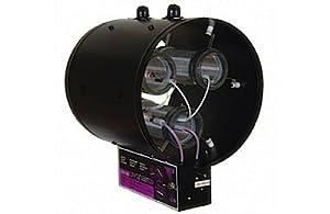 Uvonair 12 Inch Corona Discharge In-Line Duct Ozonator