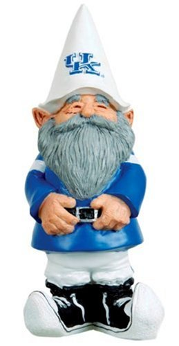 NCAA Kentucky Wildcats Garden Gnome